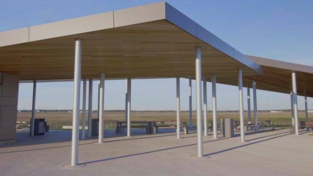 GR Ford International Airport Viewing Park virtual tour