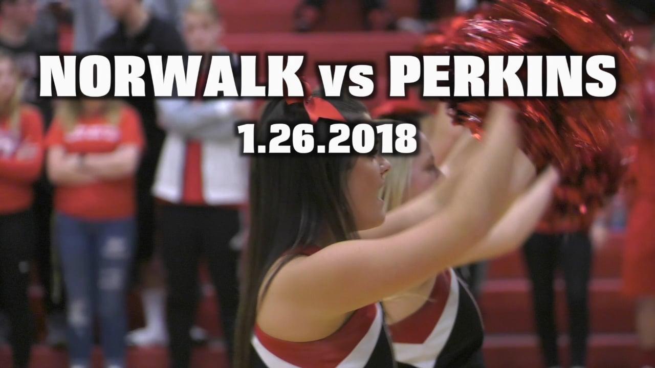 1.26.2018 Norwalk@Perkins