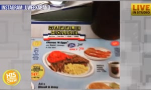 Smothered & Covered: Could JJ Weeks Work at Waffle House