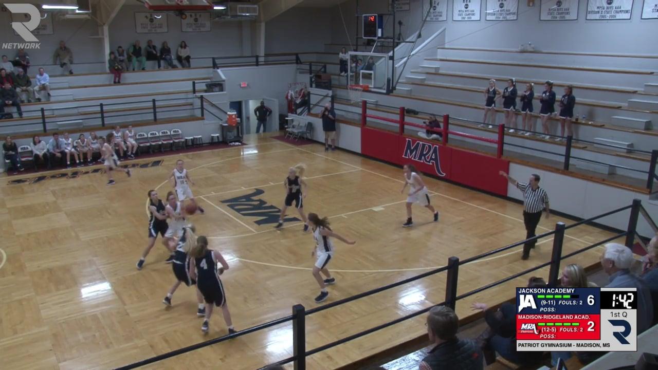 JV Girls Basketball-2018-Jan-30-MRA