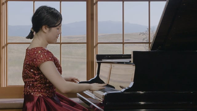 Jenny Chen plays Liszt: Sonata in B minor