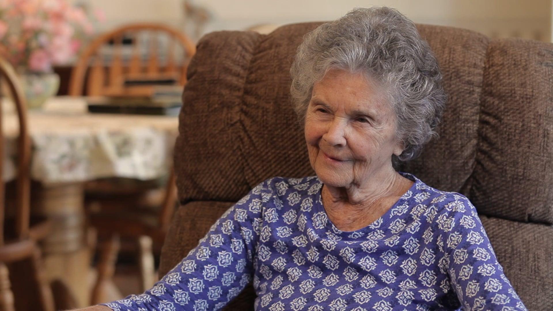 Lois Wristen's Life Story - An Excerpt
