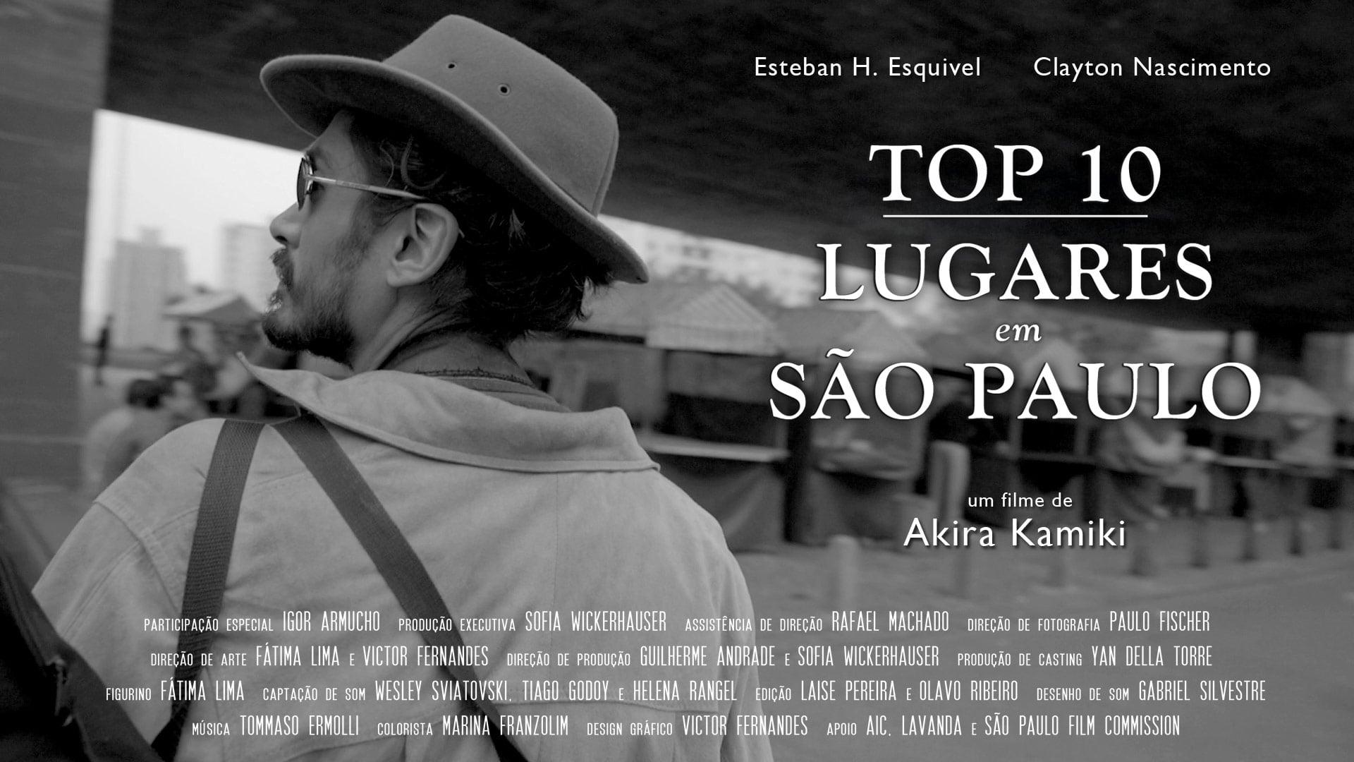 Top 10 Lugares em São Paulo (Top 10 Places to Visit in São Paulo) - Trailer