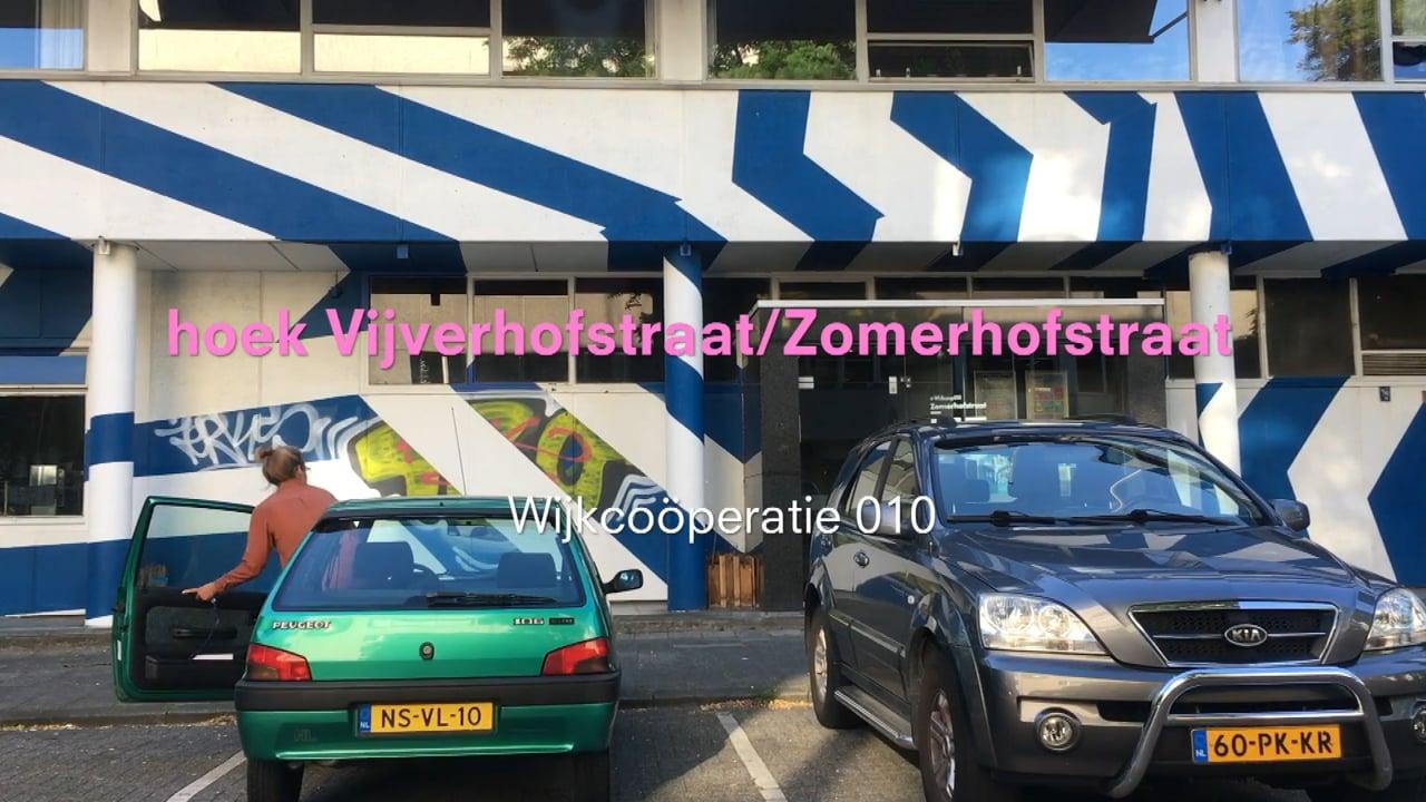 hoek Vijverhofstraat Zomerhofstraat