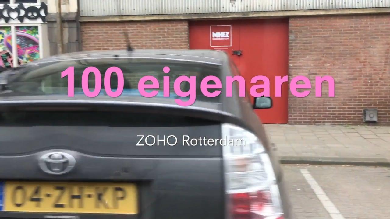 100 eigenaren