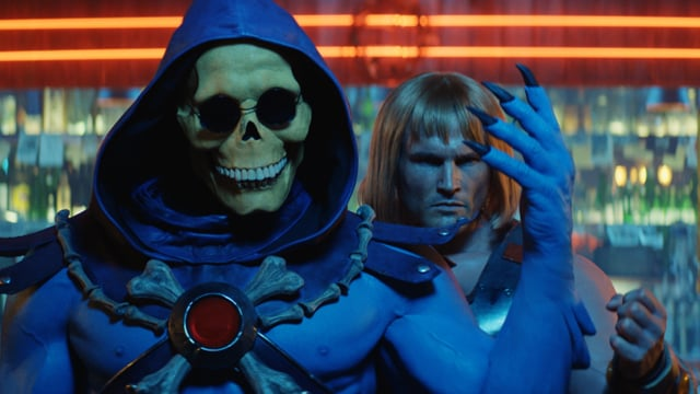 He-Man and Skeletor Do Some Dirty Dancing