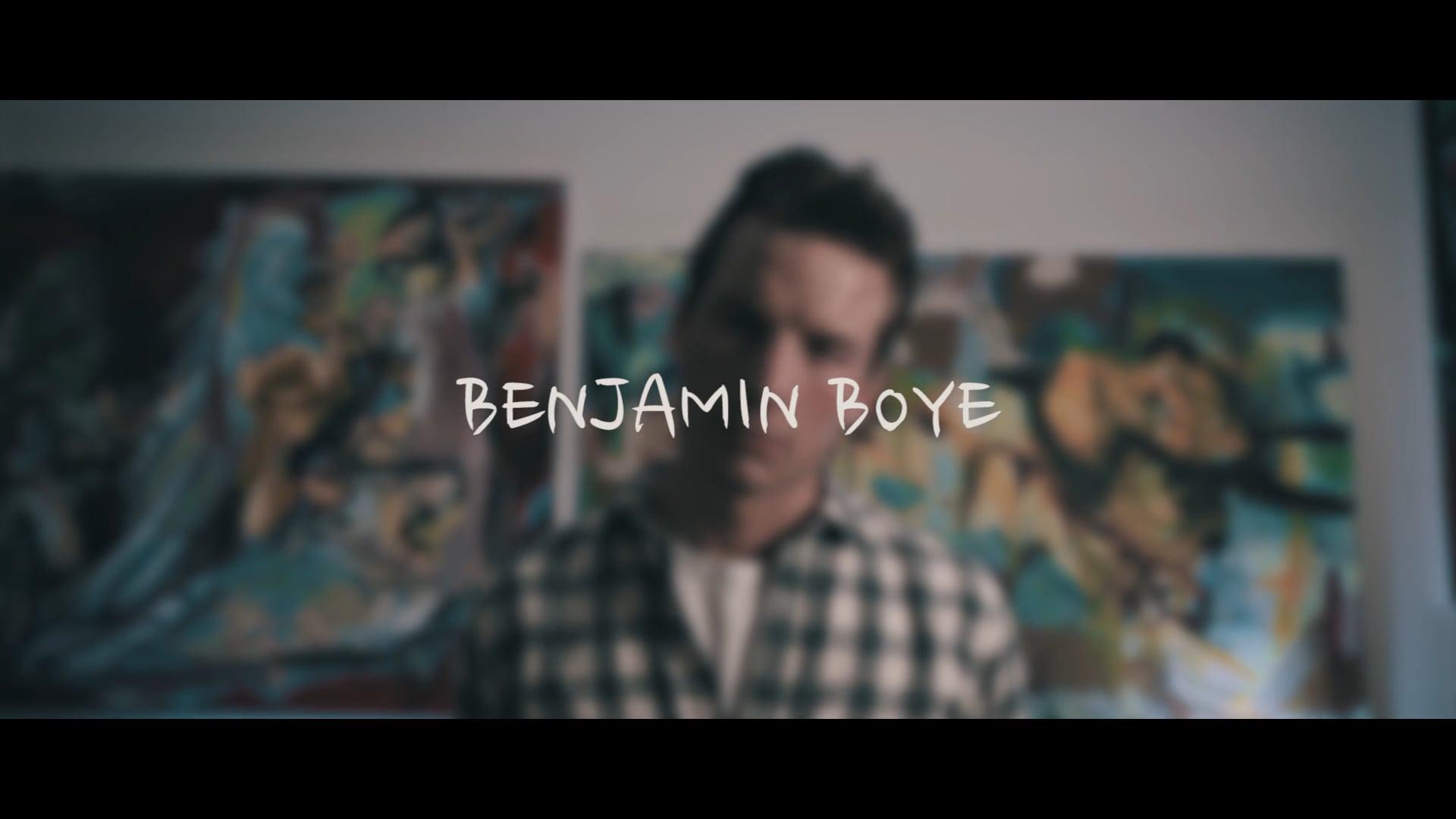 WE ARE ALL ART - Benjamin Boye