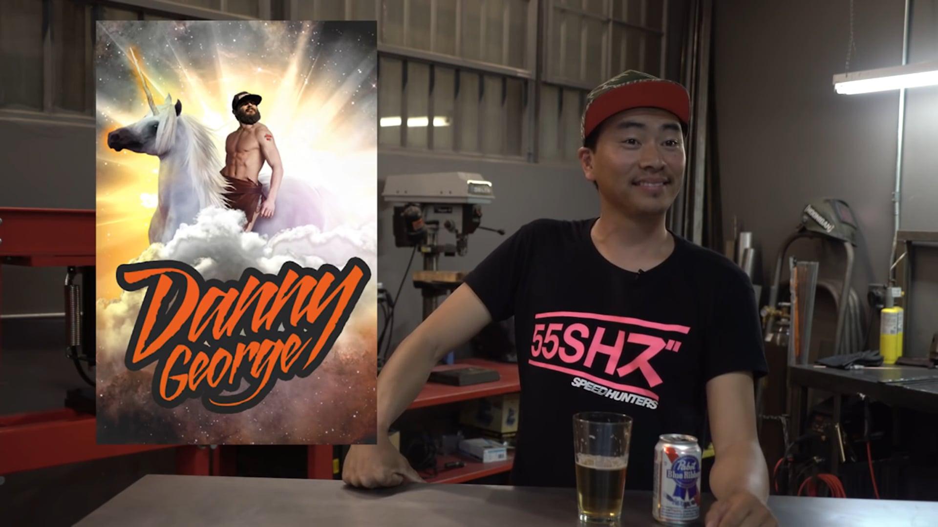 [HOONIGAN] | A BEER WITH Larry Chen (Speedhunters)
