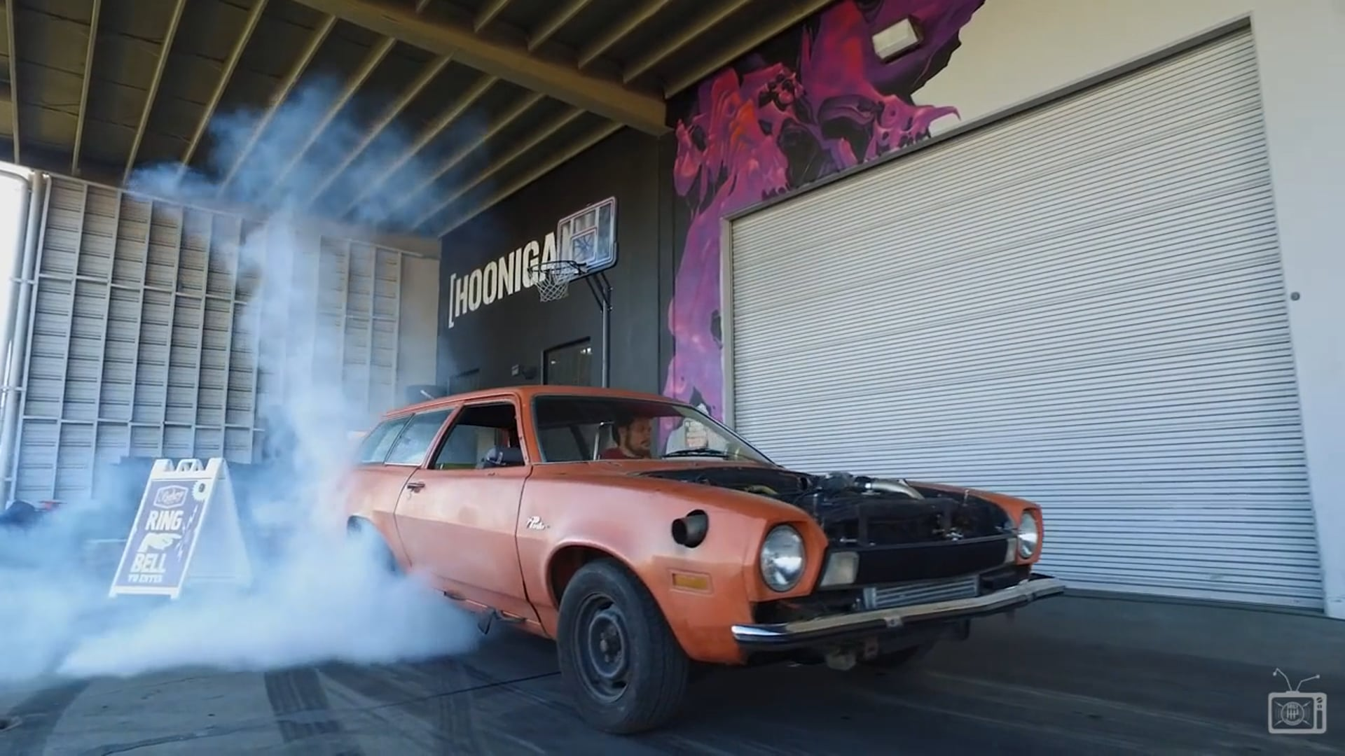 Daily Transmission | A Pinto Nukes the Donut Garage Plus Ken Block