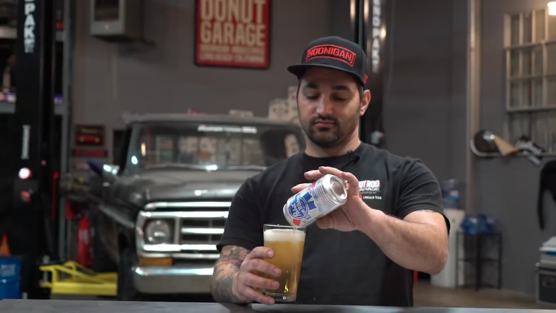 A BEER WITH Tony Angelo (Hot Rod Garage)