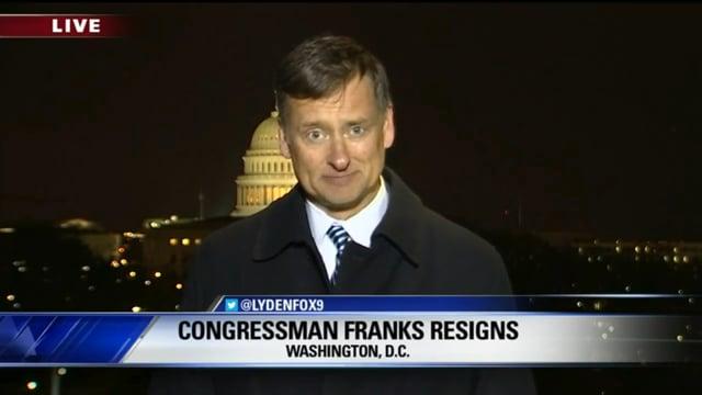 A Congressman's Soft Landing