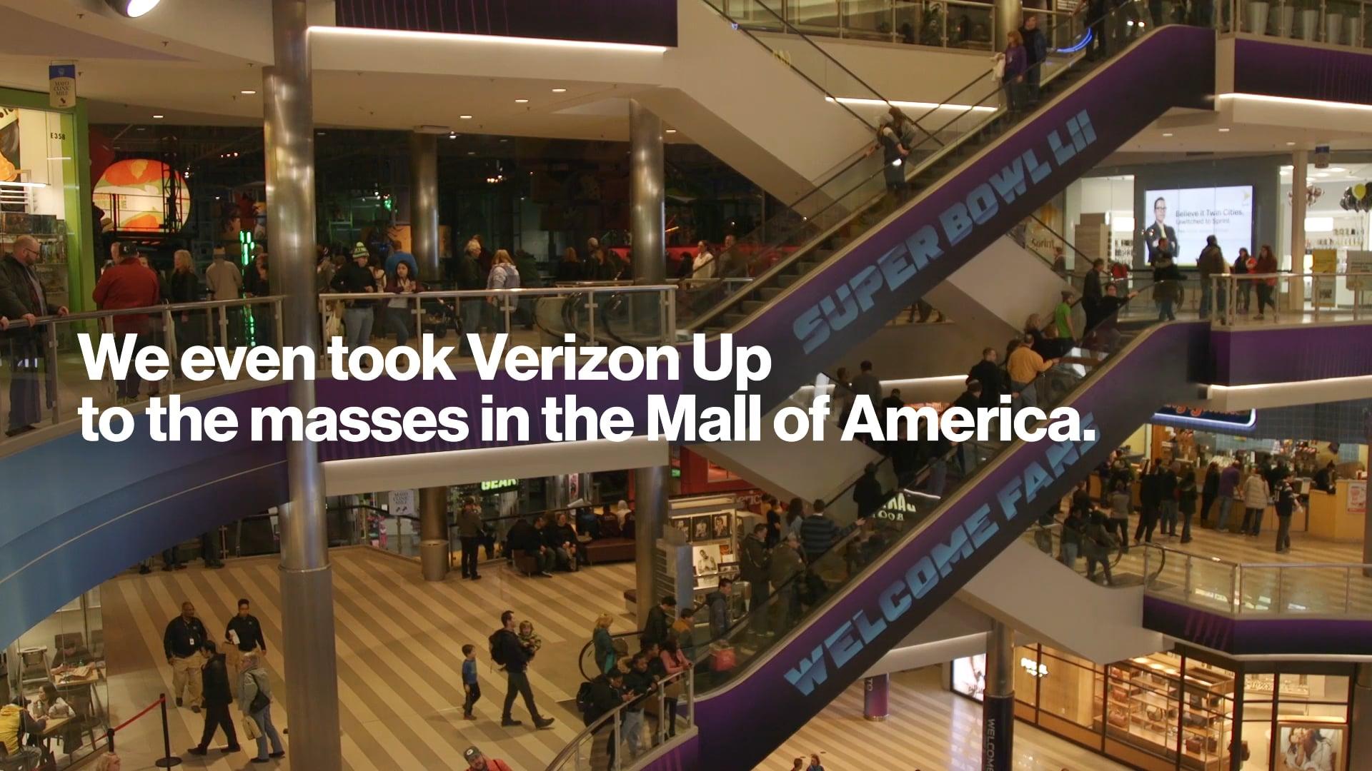 Verizon: Super Bowl LII Sizzle Reel
