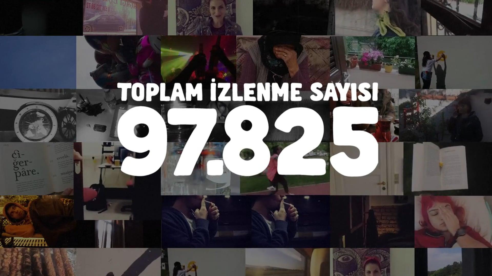 Akbank Sanat #FİLMOLSUN