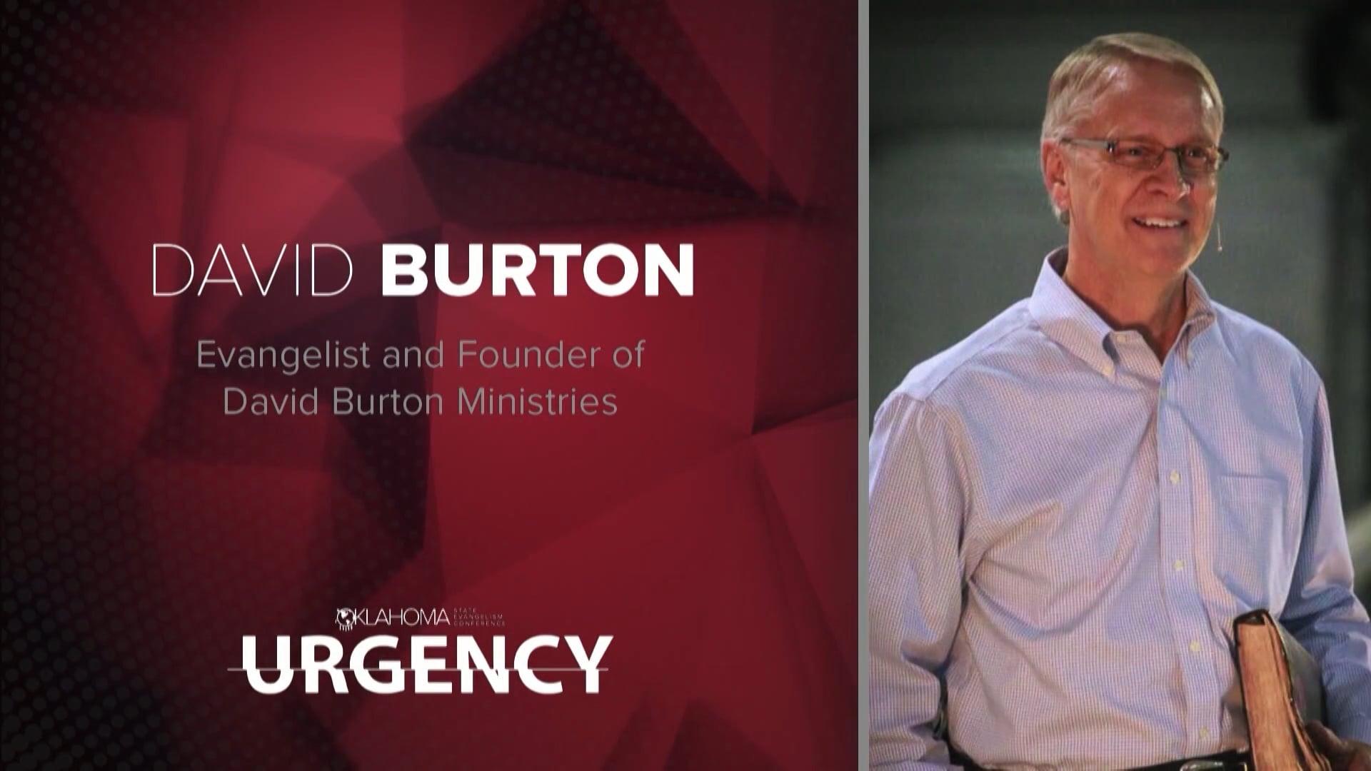 SEC 2018 - Monday Afternoon - David Burton