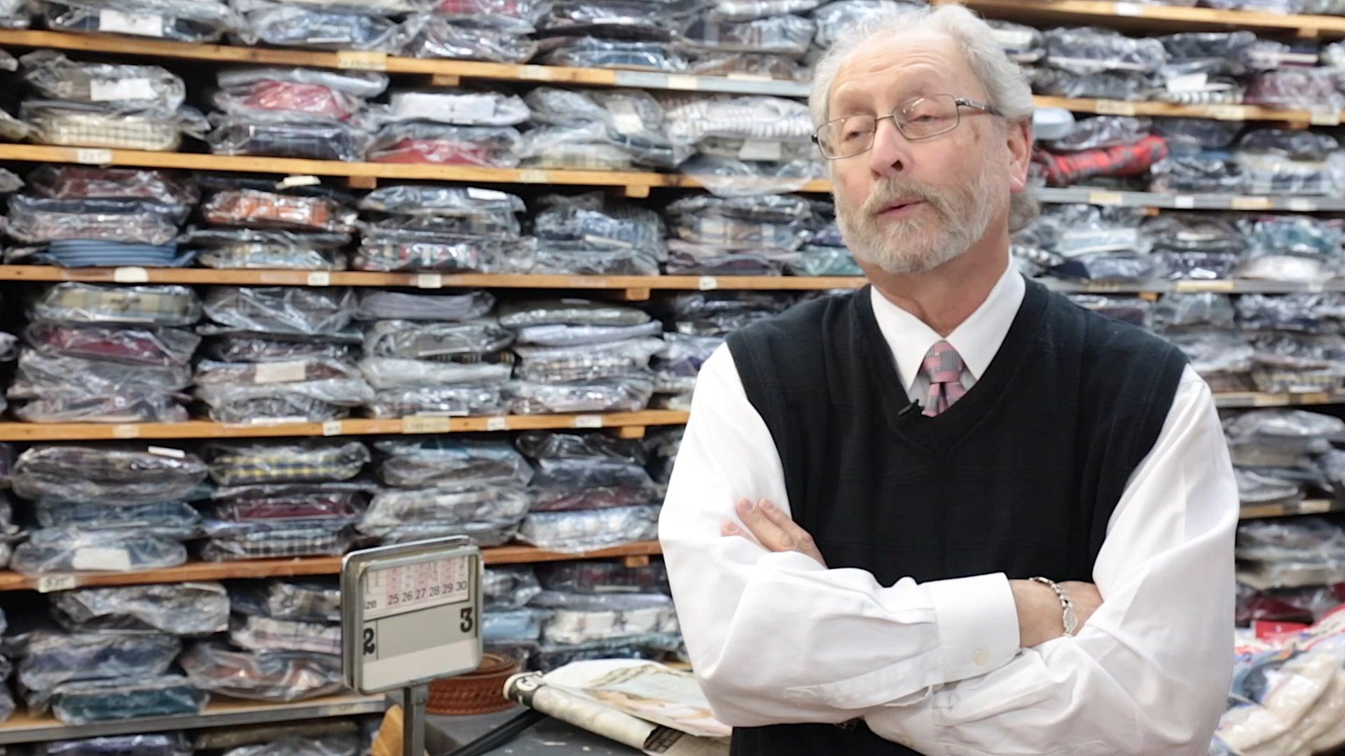Meet Greenwood Bank of Commerce customer Murray Kornfeld!