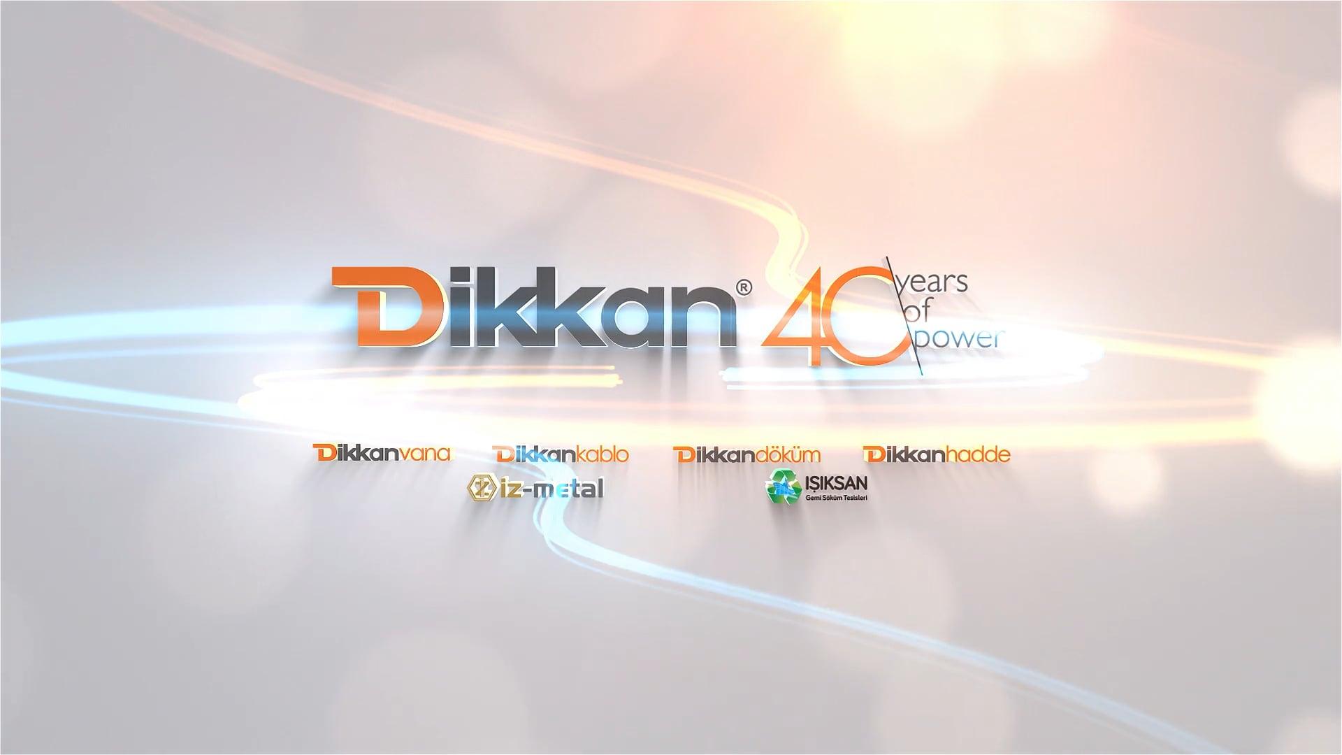 Dikkan Group - Kurumsal Tanıtım Filmi (Türkçe)