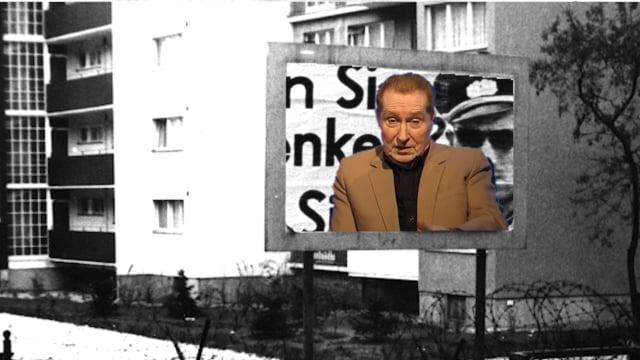 """Heinz Gerull: Das """"Studio am Stacheldraht"""""""