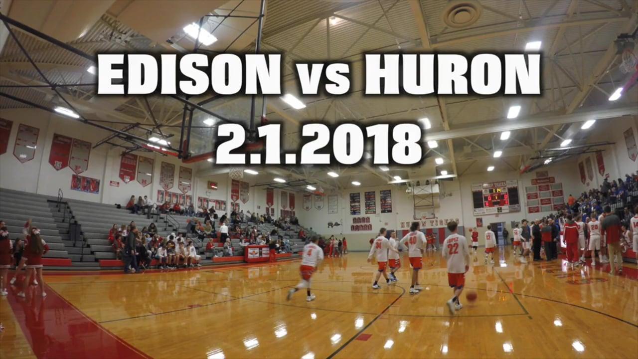 2.1.2018 Edison @ Huron