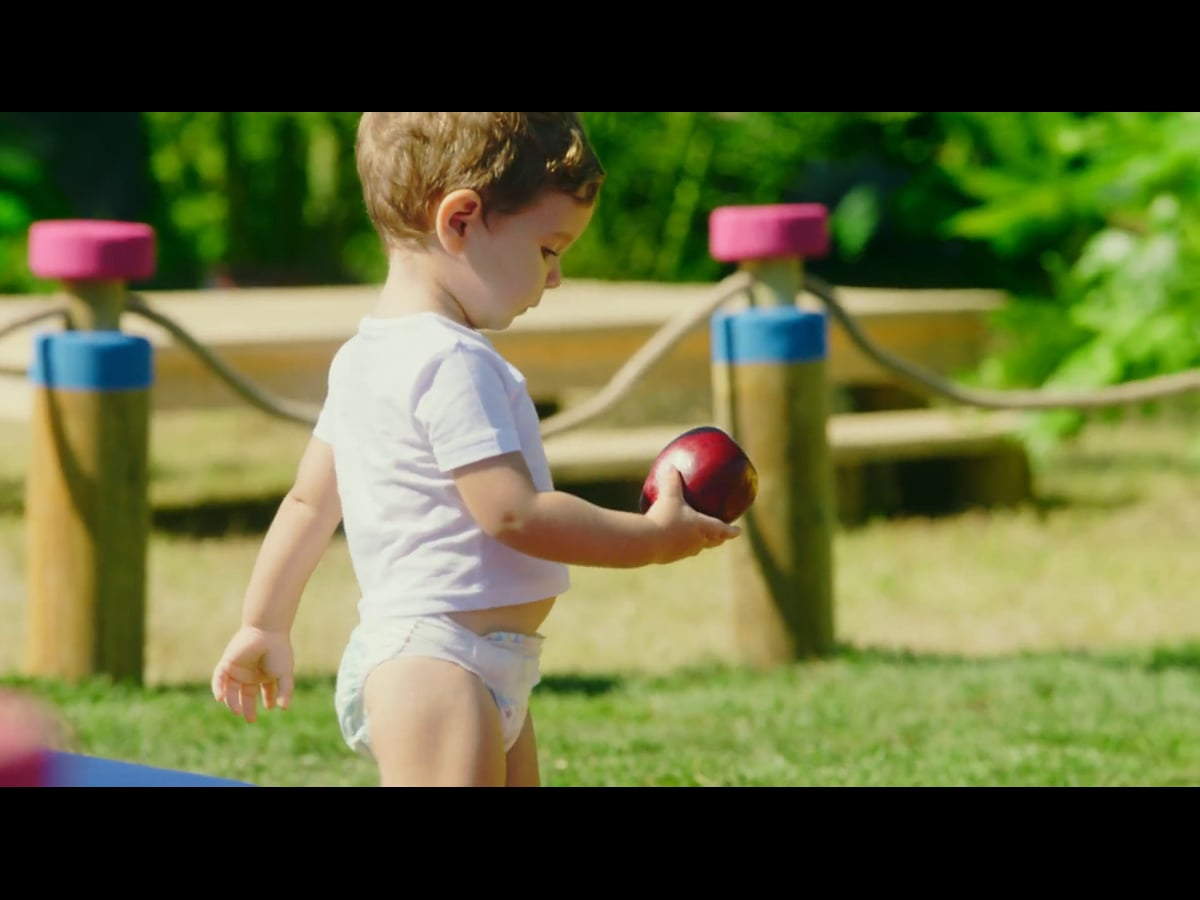 Molfix Diapers - Babies Are Discovering