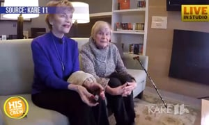 88 Year Old Lifelong Friends Take a Special Trip to the Super Bowl!