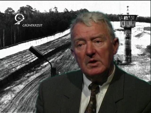 """Peter Thomsen: (5) Das wichtigste Sperrelement des """"Antifaschistischen Schutzwalls"""""""