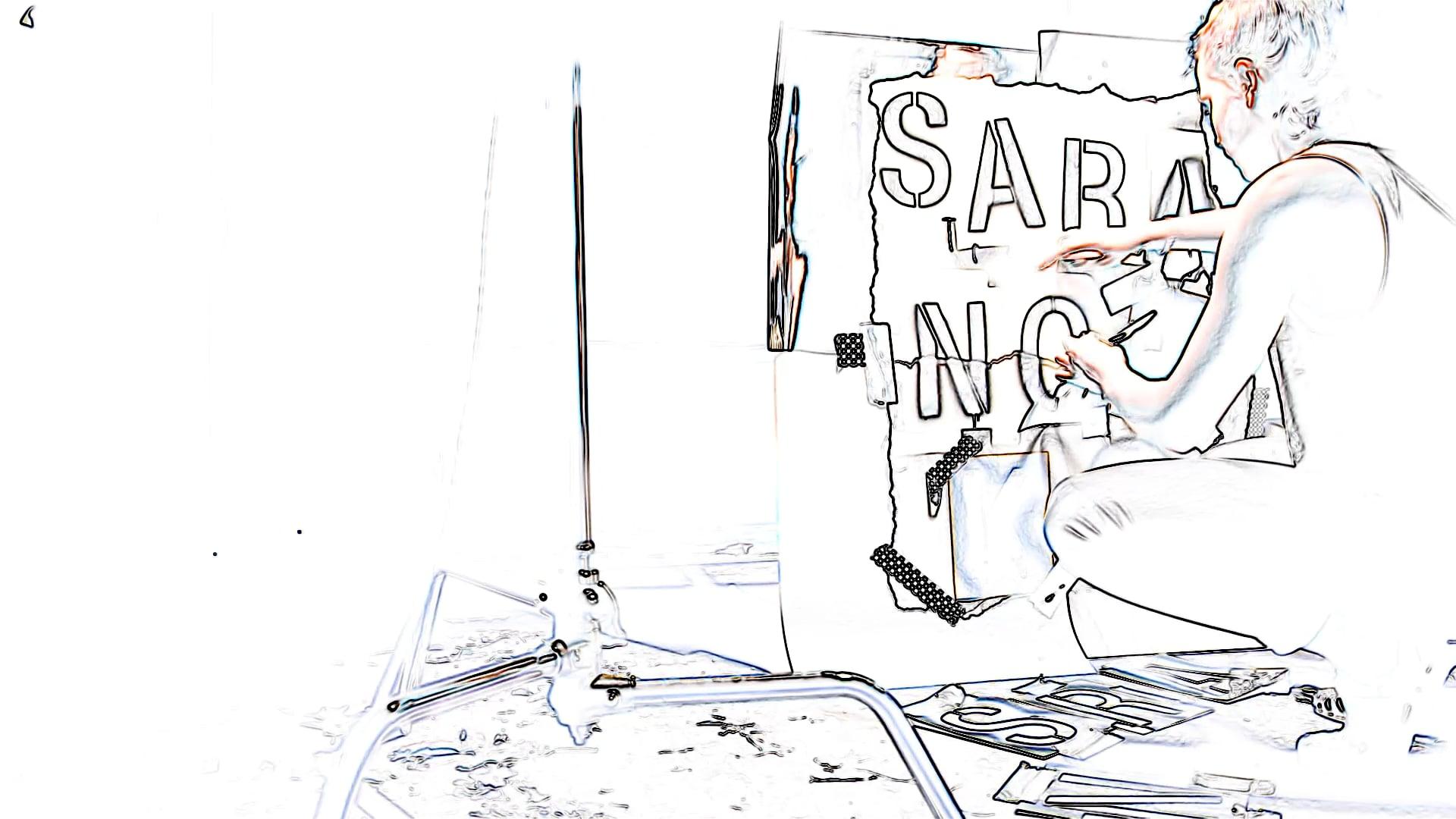 SARANOHK8 LOGO