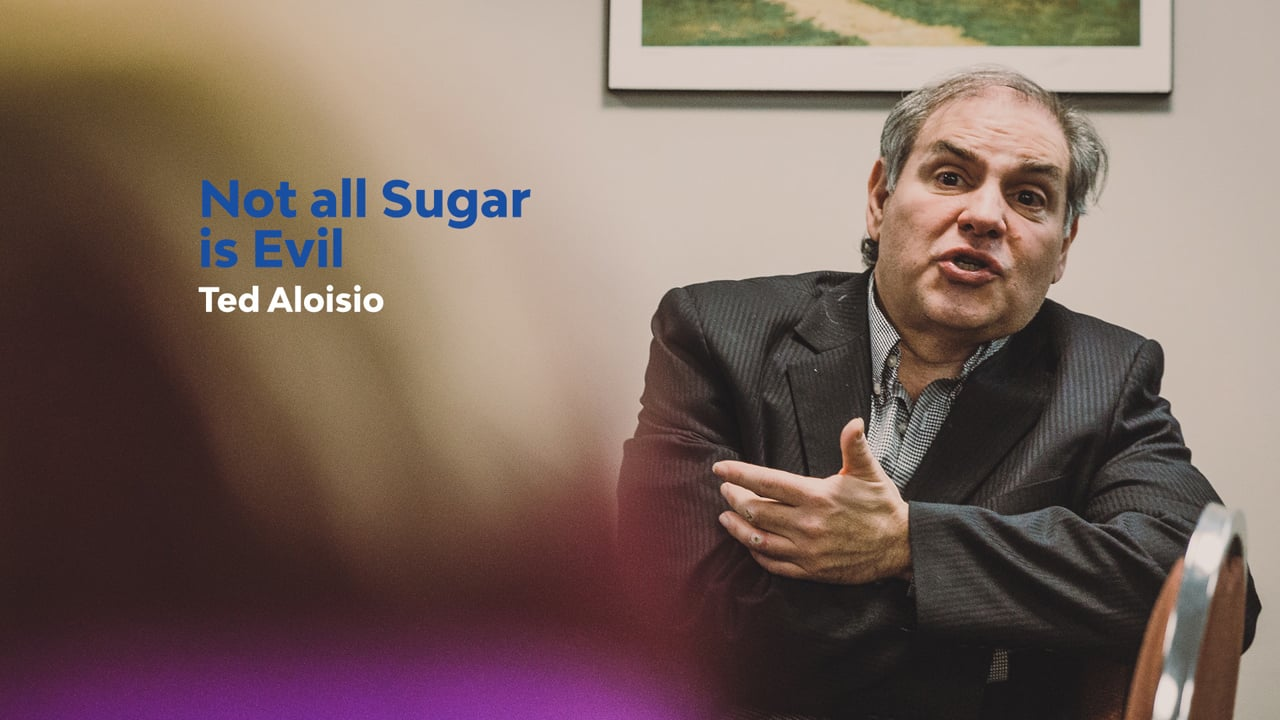 Not all Sugar is Evil - Steps of Awareness