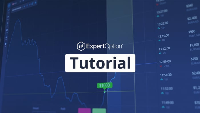 Introduction to the ExpertOption Platform