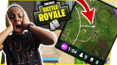 STUCK IN A HARD PLACE! I'M SCARED FOR MY LIFE!! - FortNite Battle Royale