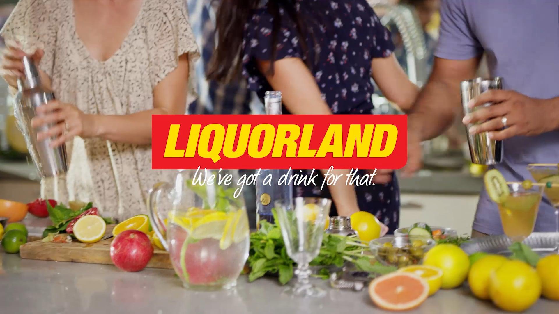 Liquorland Cocktails