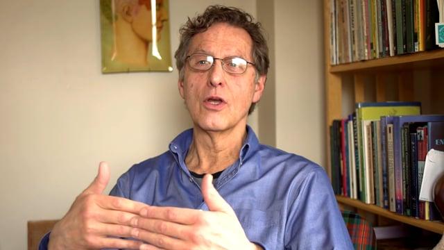 Ken Robertson on Healing Practices of Greenwich