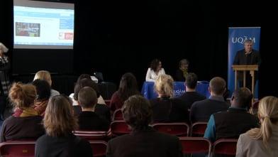 Accompagner les étudiants étrangers : Pratiques et outils partagés par l'UQAM au réseau de l'Université du Québec