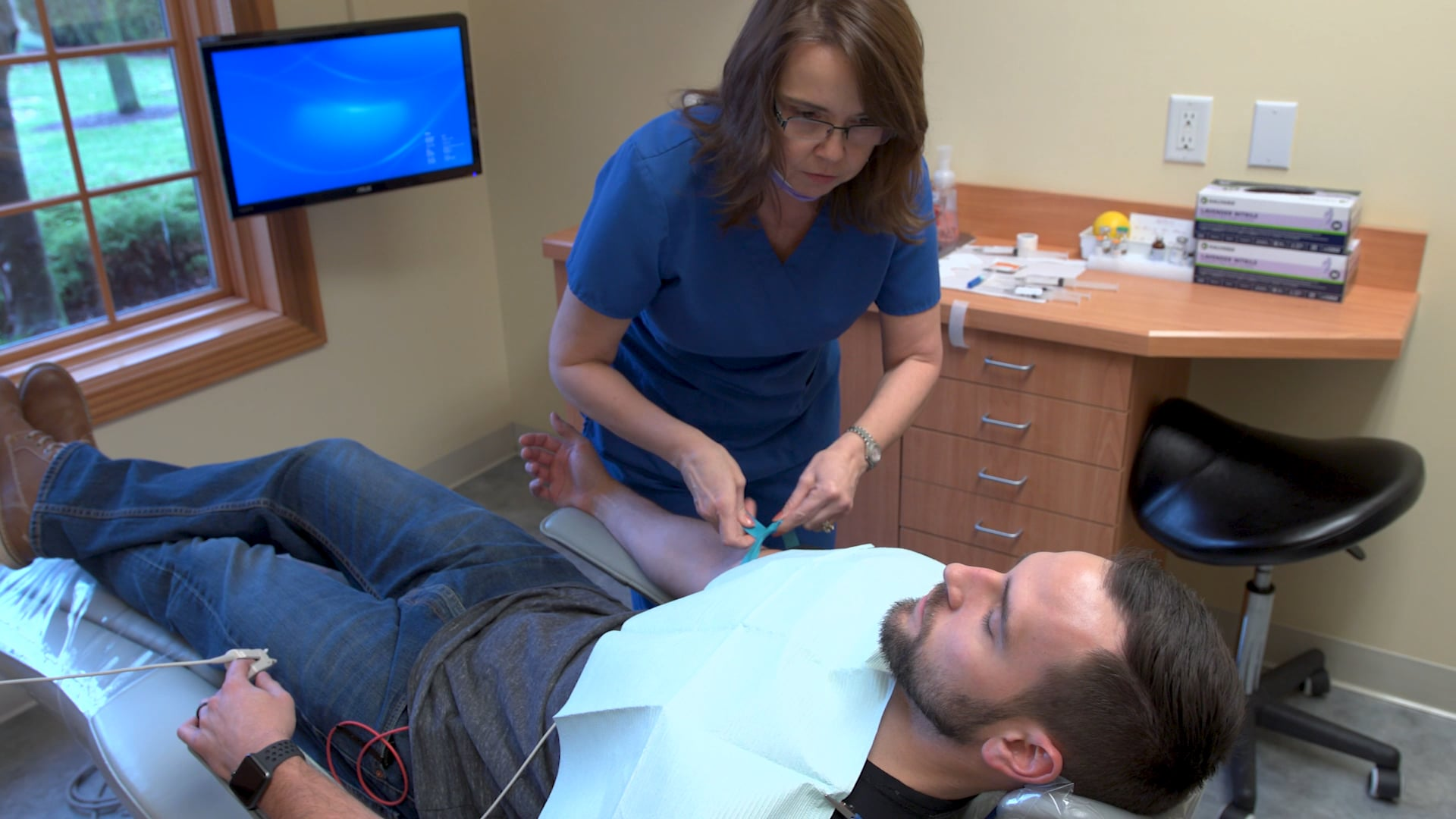 Coulter Family Dentistry: Dr. Brian Coulter and IV Sedation