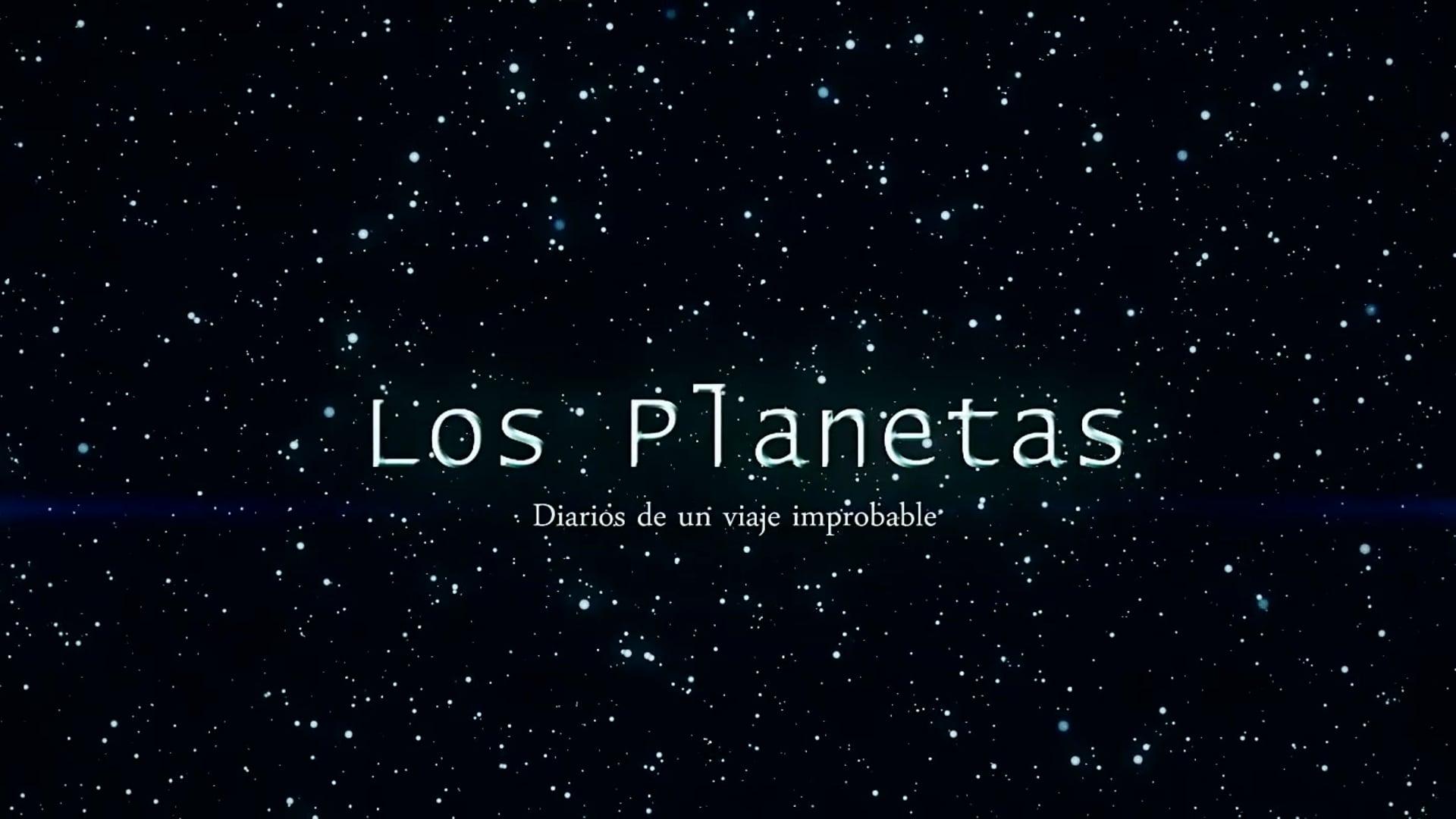 Los planetas - Teaser 1
