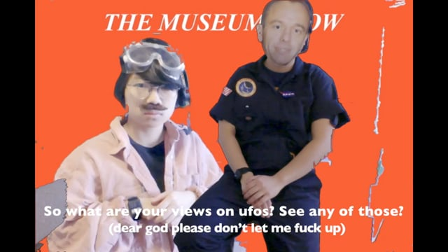 The Museum Show Ep2: Aliens?