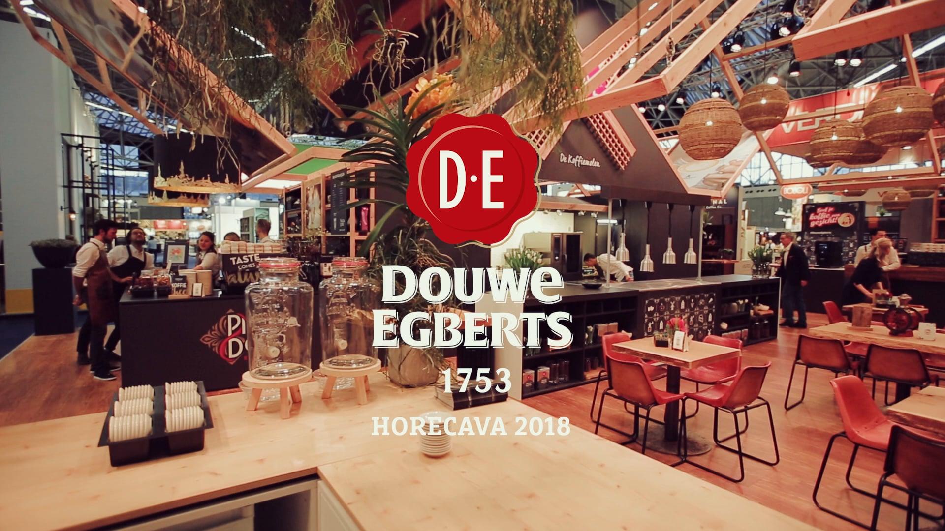 Douwe Egberts Horecava Event Video