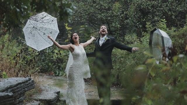 Violet + Michael | Cinematic Wedding Film by Wynn Films