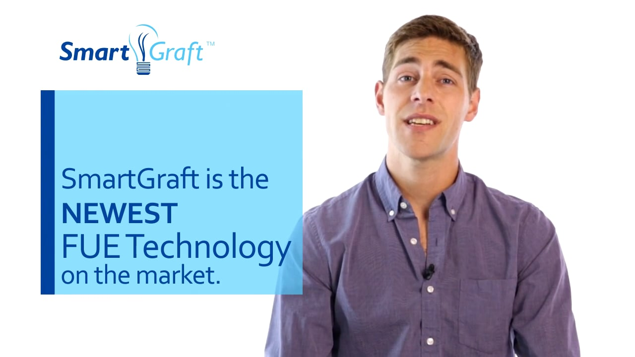 What is the SmartGraft process and why is it better-