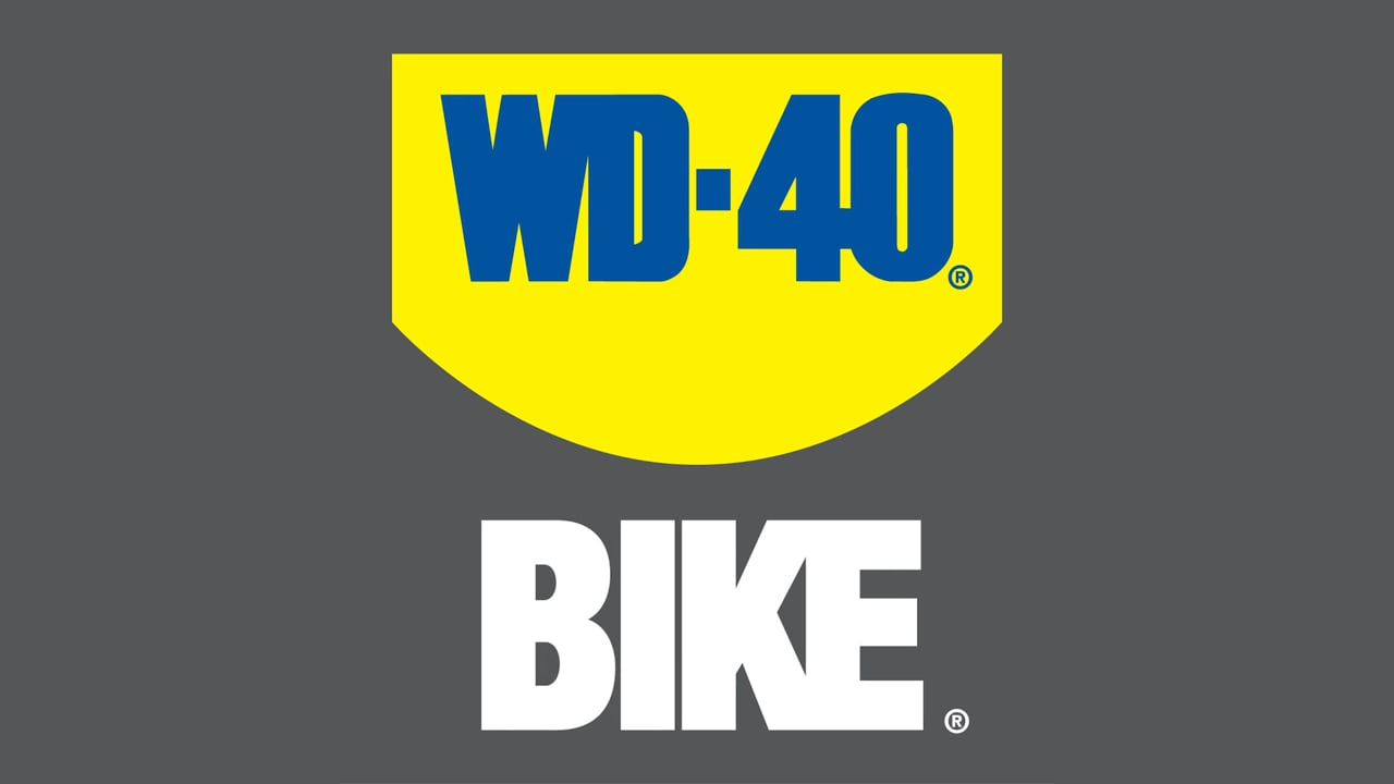WD-40 - Bike 1