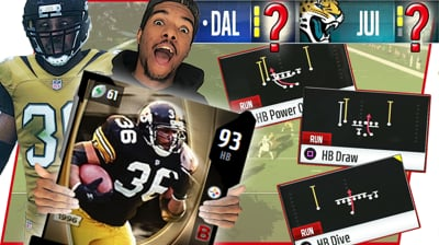 WE GOT A RUNNINGBACK! CAN HE CARRY US TO VICTORY?! - MUT Wars Midweek Match-Ups