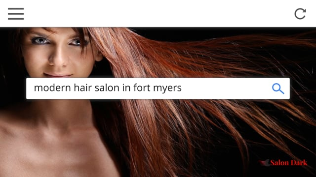 Modern Hair Salon Demo