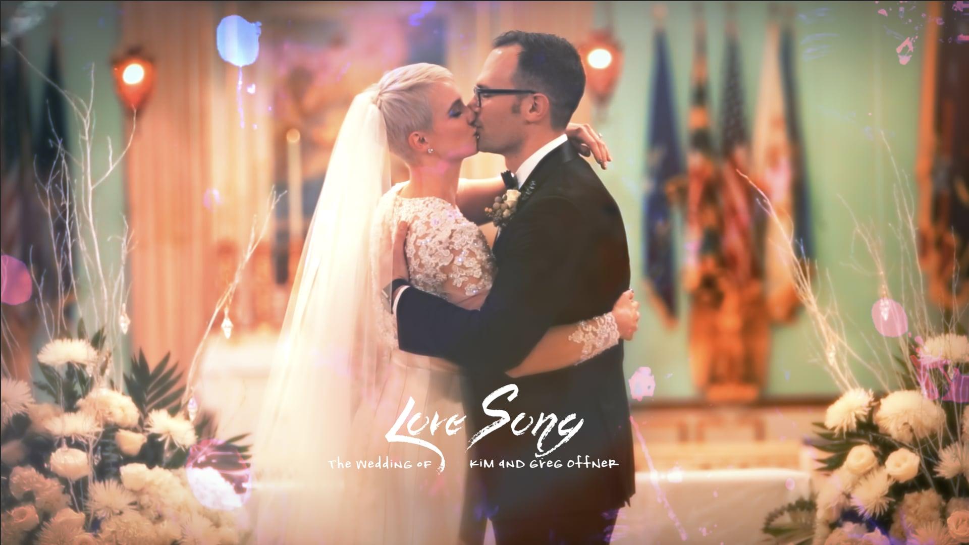Lovesong: The Wedding of Kim Graf and Greg Offner