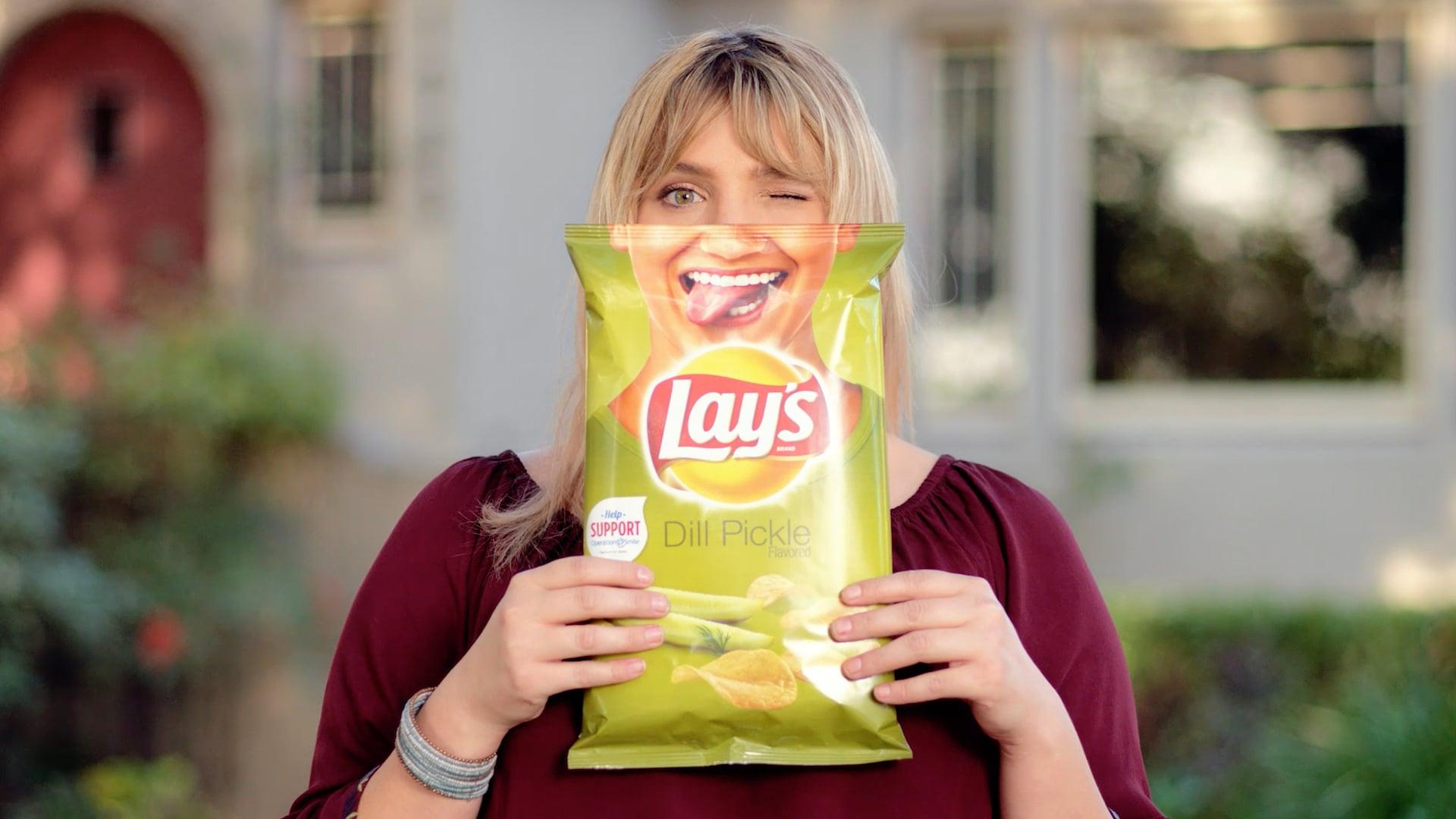 Lays - Smiles