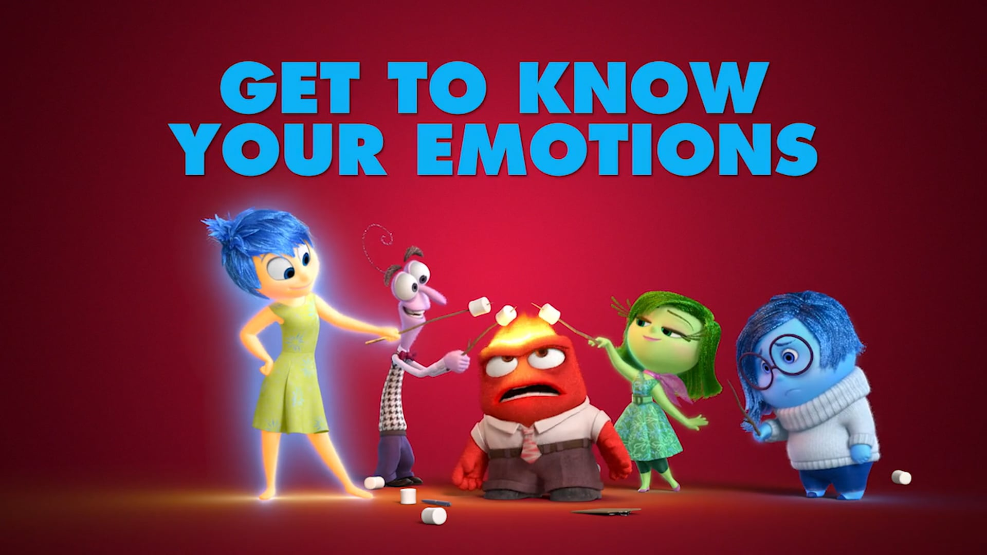 Inside Out   Get To Know Your Emotions