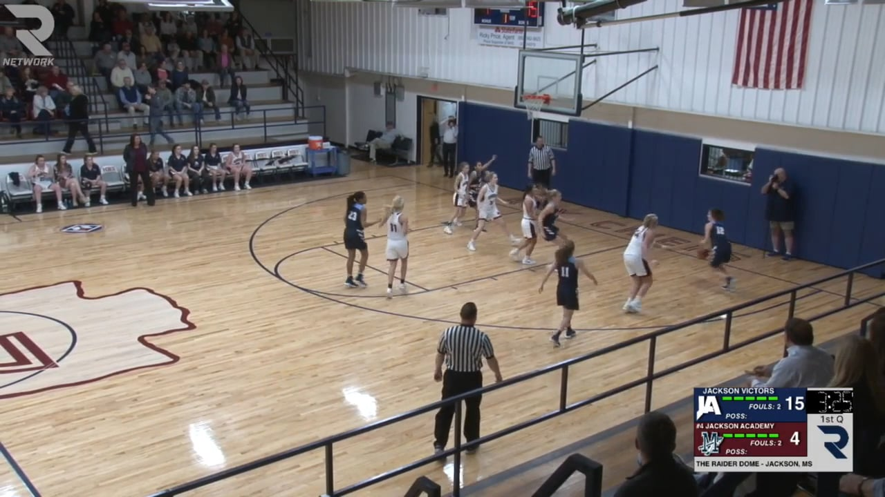 Varsity Girls  Basketball-2018-Feb-13-Magnolia Heights
