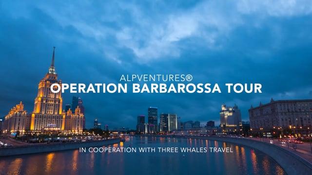 Operation Barbarossa Tour