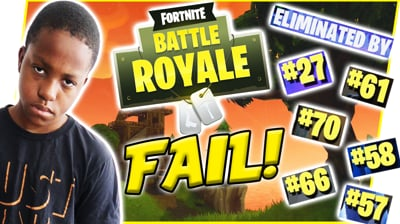 THE SADDEST I HAVE EVER BEEN PLAYING FORTNITE IN MY ENTIRE LIFE! - FortNite Battle Royale