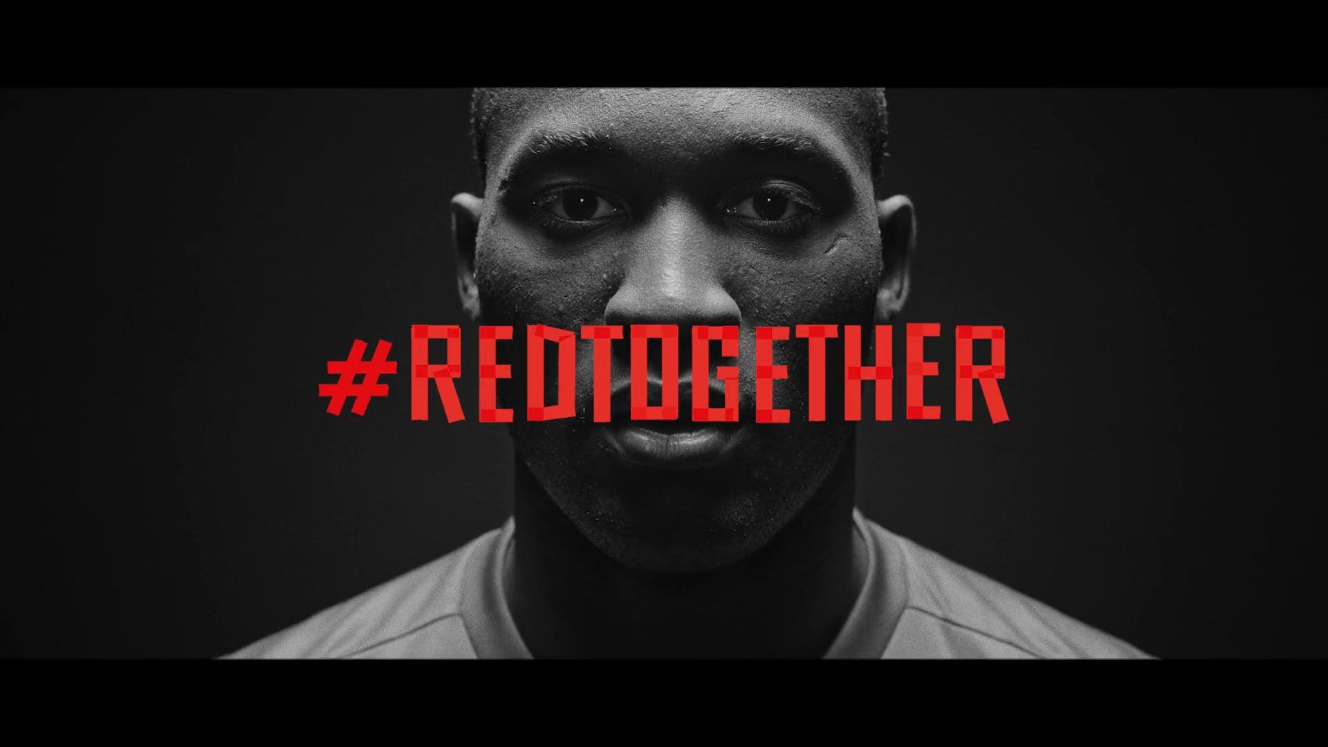 #REDTOGETHER