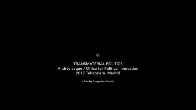 Transmaterial Politics