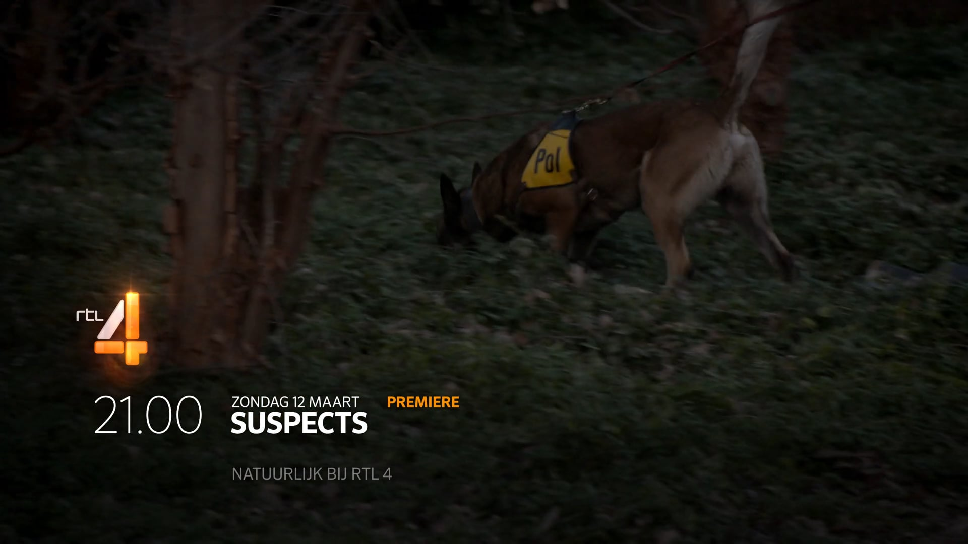 Suspects - Series 1 Trailer - The Netherlands